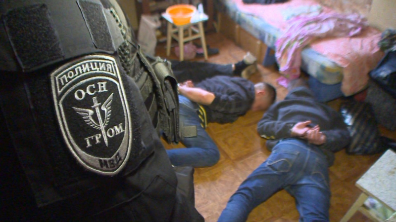 В Десногорске полиция «накрыла» наркопритон